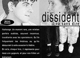Théâtre : Affiches, flyers & magazines