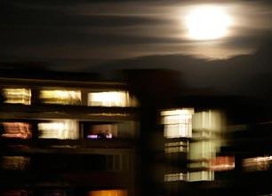 France, la nuit